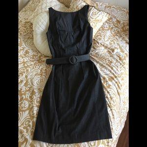 Bill Blass denim dress